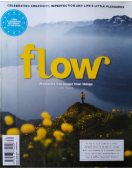 Flow, January 1, 2020 Issue 34 image