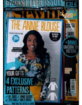 The Annie Blouse, November 2020 image