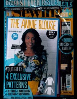 The Annie Blouse, November 2020