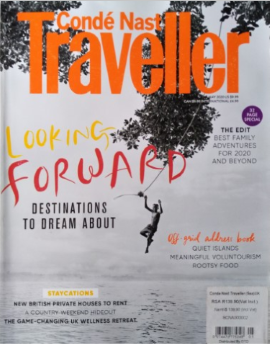 Cn Traveller UK, May 2020 image