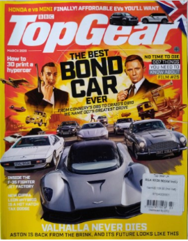Bbc Top Gear UK, March 2020 image