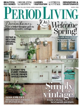 Period Living UK, March 2020 image