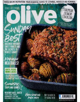 Olive UK, March 2020