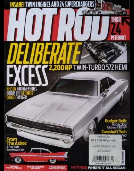 Hot Rod, April 2020