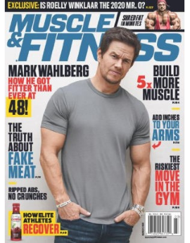 Muscle&Fitness, March 2020 image