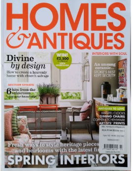 Homes&Antiques, March 2020