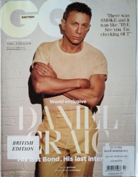 Gq UK, April 2020 image