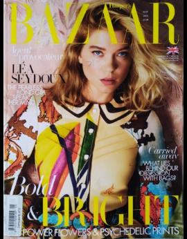 Harper's Bazaar, May 2020