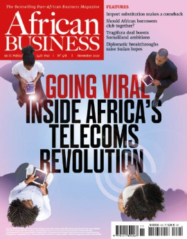 African Business, November 2020