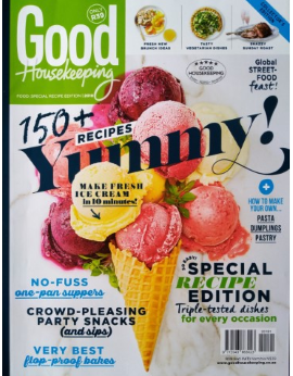 Good Housekeeping, Food Special Recipe Edition