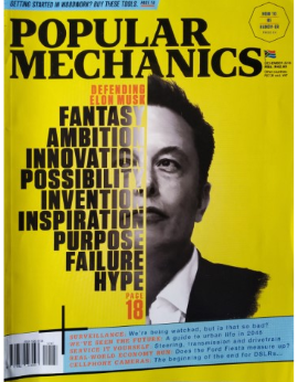 Popular Mechanics SA, July/August 2015