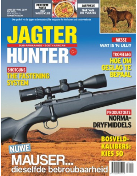 Jagter Hunter SA, June 2019 image