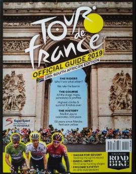 Tour De France SA, Official Guide 2019, 10Th Edition