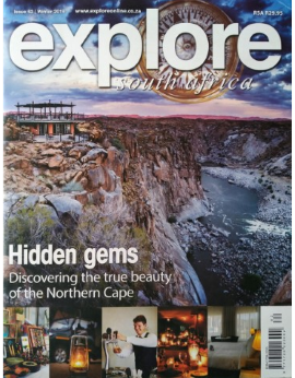 Explore South Africa, Issue 62 Winter 2019 image