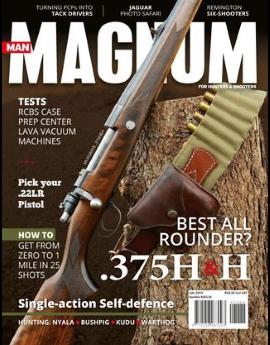 Man Magnum, July 2019 image