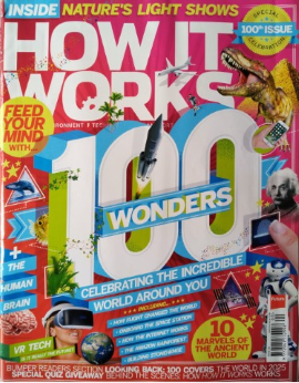 How It Works UK, Issue 100