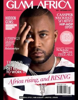 Glam Africa SA, July-September 2018