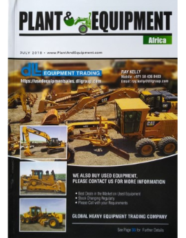 Plant & Equipment Africa, July 2018