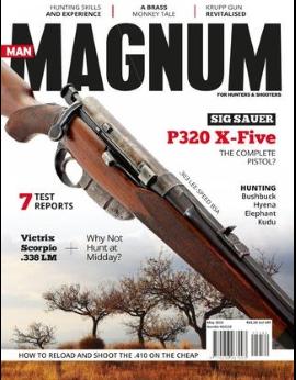 Man Magnum, May 2019