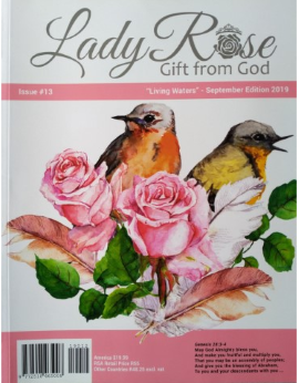 Lady Rose September Edition 2019 Issue #13 image