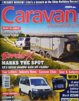 Caravan & Outdoor Life, August 2019