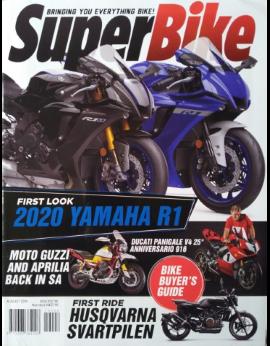 Superbike SA August 2019
