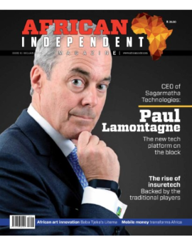 African Independent , Dec 2017/Jan 2018 Issue 01