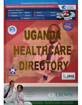 Uganda Health Directory 13Th Edition image