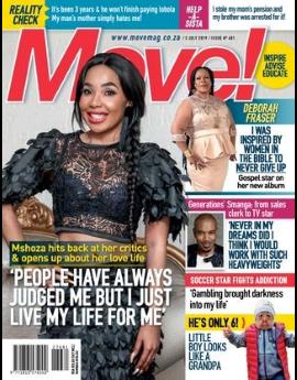 Move! SA, 3 July 2019