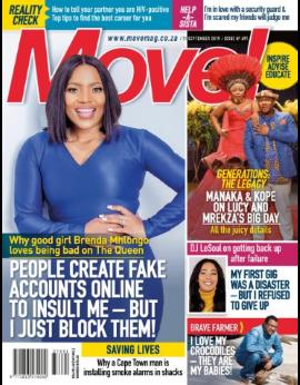 Move! SA, 12 September 2019
