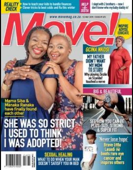 Move! SA, 22 May 2019