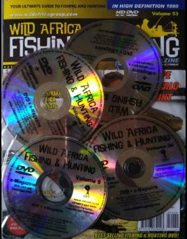 Wild Africa Fishing&Hunting, Vol. 53 image