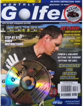 Monthly Golfer, image
