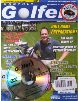 Monthly Golfer image