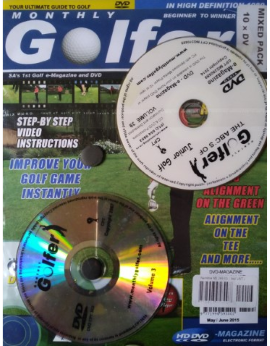 Monthly Golfer, May/June 2015 image