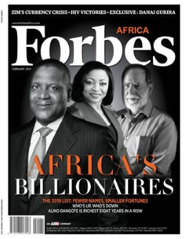 Forbes Africa February 2019