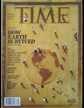 Time, September 2019