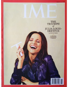 Time, March 2019