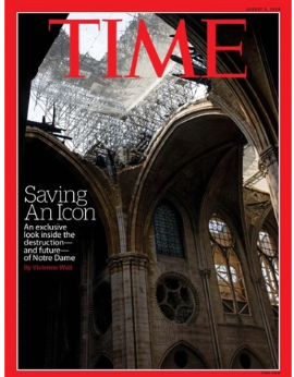 Time, August 2019