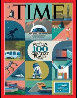 Time, September 2018