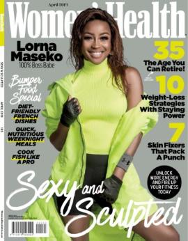 Women's Health SA, April 2019