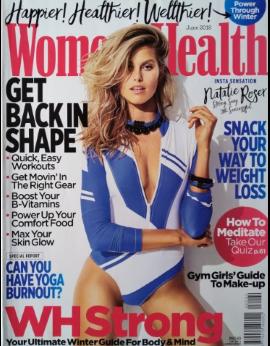 Women's Health SA, June 2018