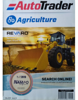 Auto Traders Agriculture, May 2019 Issue 36