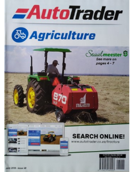 Auto Traders Agriculture, July 2019 Issue 38