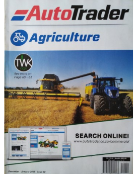 Auto Traders Agriculture, December-January 2019 Issue 32