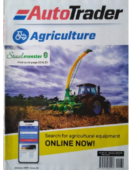 Auto Traders Agriculture, January 2020 Issue 44