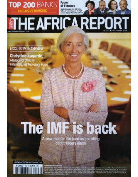 The Africa Report, September 2018