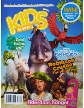 Kids Superclub, Issue 25, 2016 image