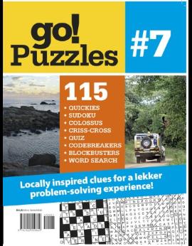 Go!  Puzzles,#7 image