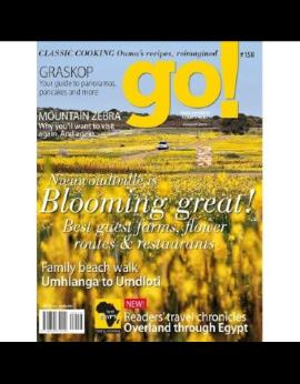 Go! UK, August 2019 #158